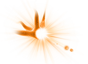 Orange VeeStar
