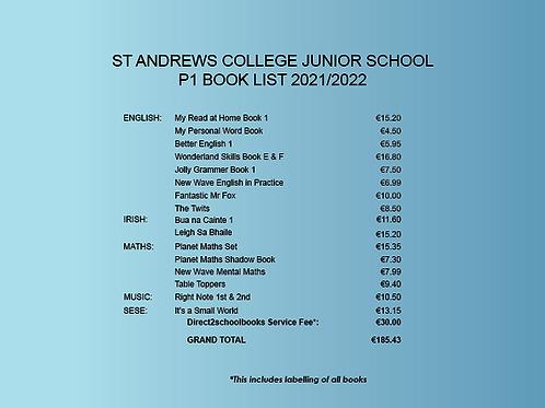 St Andrews P1