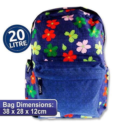 Explore 20ltr Backpack - Flowers