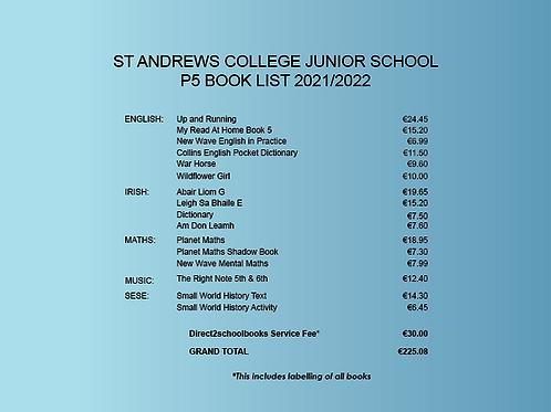 St Andrews P5
