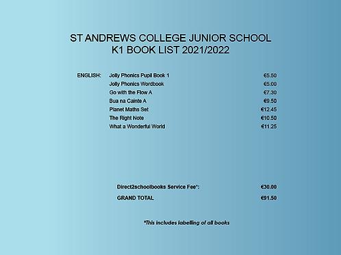 St Andrews K1