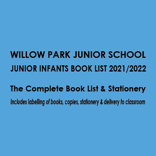 Junior Infants Complete Package