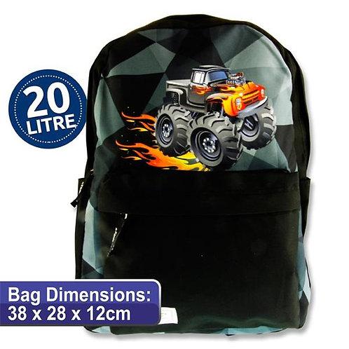 Explore 20ltr Backpack - Monster Truck