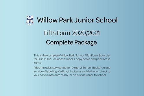 Fifth Form Complete Package