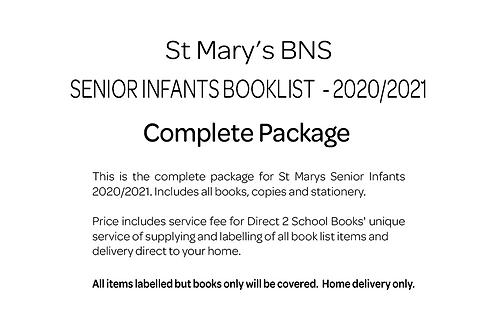 St Marys BNS Senior Infants