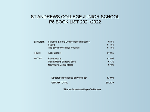 St Andrews P6