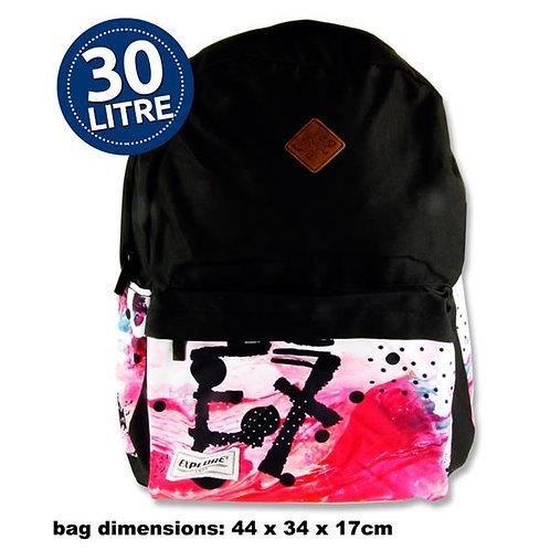 Explore 30ltr Backpack - Black Explore Hoop