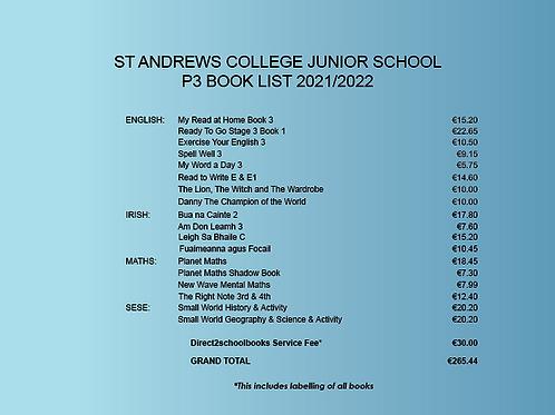 St Andrews P3
