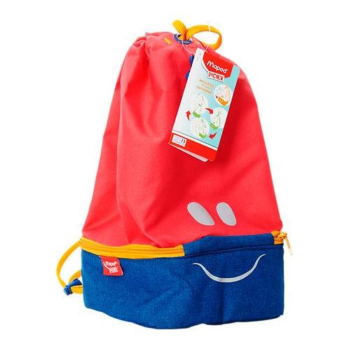 Picnik Concept Kids Figurative Lunch Bag - Pink