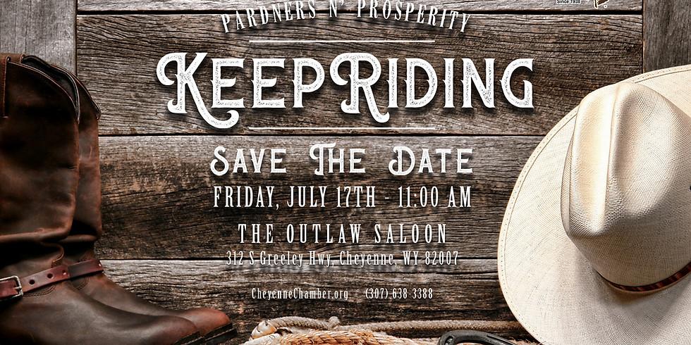 Pardners n' Prosperity: Keep Riding