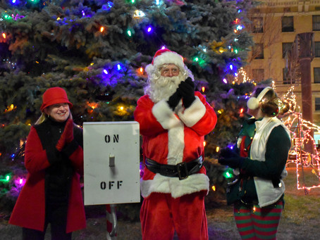 Christmas Parade Postponed to Sat. December 7th