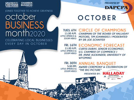 """Chamber of Commerce unveils, """"Business Month,"""" a month-long campaign to highlight local businesses"""