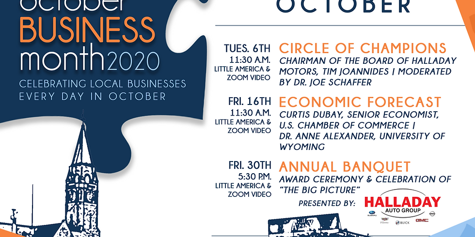 Business Month: Circle of Champions