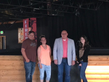 """Local Businesses Cinch-Up for The Greater Cheyenne Chamber of Commerce """"Keep Riding"""" July Event"""