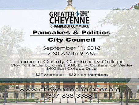 From Cheyenne City Council to Secretary of State - Come Meet Your Candidates!