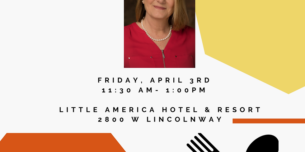 POSTPONED | April Luncheon: Join the Fight