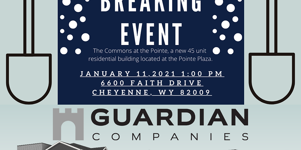 Ground Breaking Event Guardian Companies