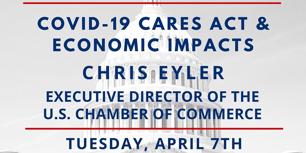 Webinar: U.S. Chamber | CARES Act & Economic Impacts