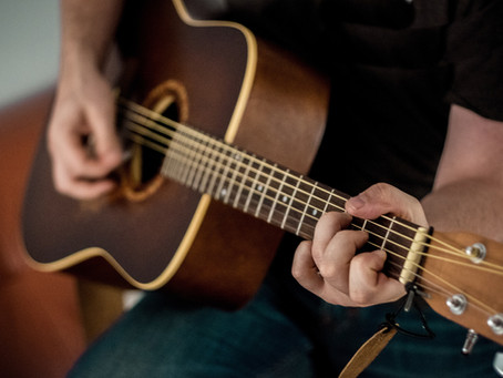 Guitar Town or the Continued Journey Toward Normalcy