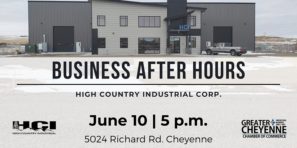 Business After Hours - High Country Industrial