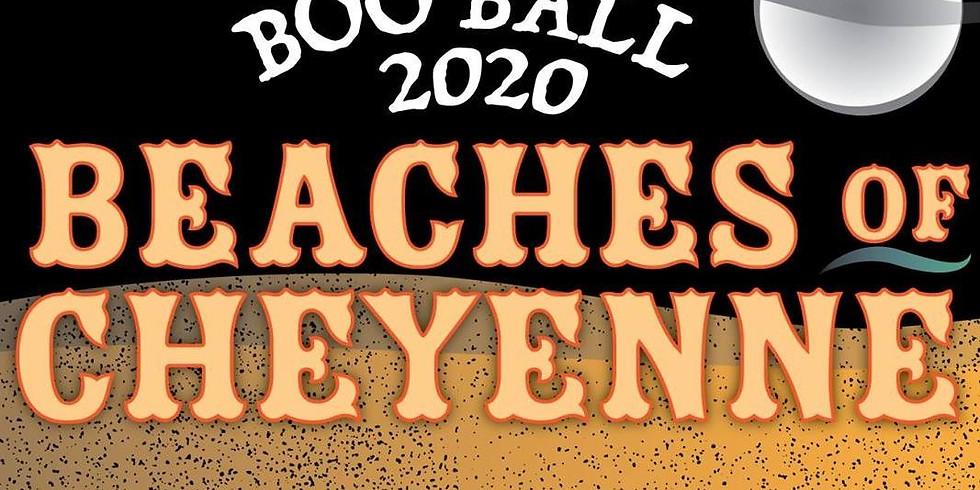 Boo-tification Ball 2020