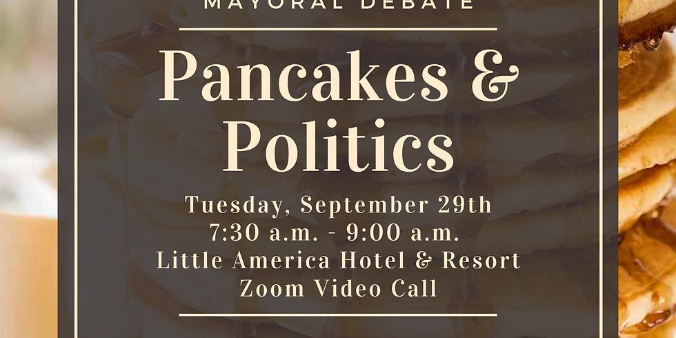 Pancakes & Politics- Mayoral Debate