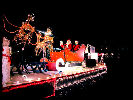 Christmas Parade Deadlines Approaching!