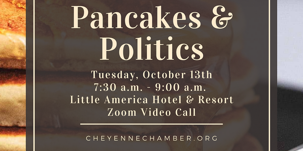 Pancakes & Politics: City Council Debate presented by Suncor Energy & Spectrum