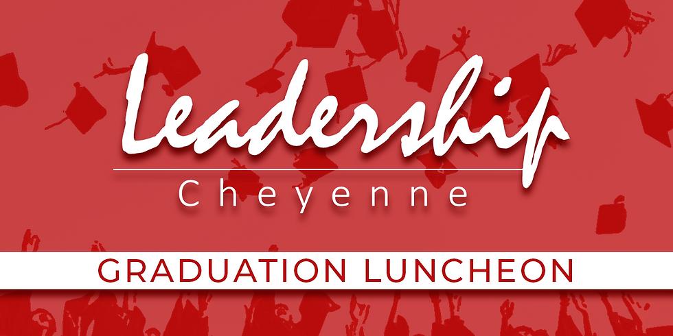 Leadership Cheyenne Graduation Luncheon