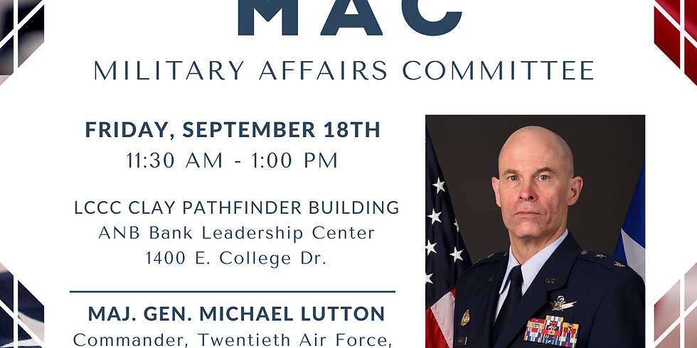 Military Affairs Committee Luncheon