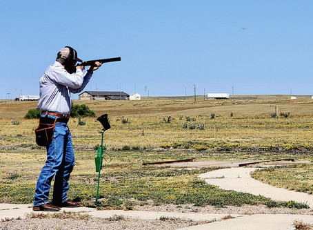 Chamber Hosts Second Annual Trap Tournament Benefiting Military