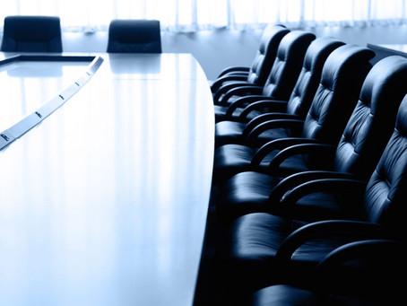 2020 Board of Directors Announced