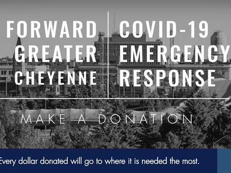 Greater Cheyenne COVID-19 Emergency Relief Fund Announced
