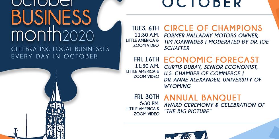 Business Month: Economic Forecast