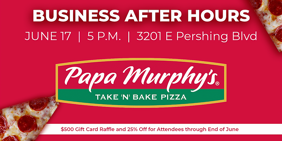 Business After Hours - Papa Murphy's