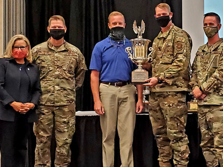 Cheyenne Trophy Awards Honor Outstanding Military Achievements