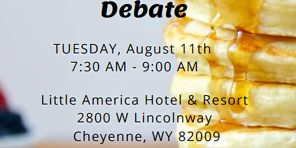 Pancakes & Politics: City Council Debate