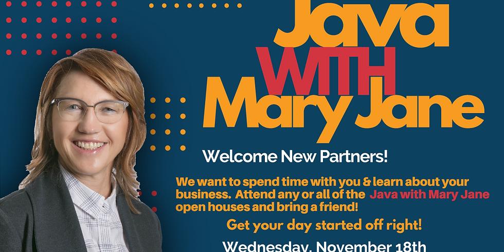 Java with Mary Jane - DazBog - North