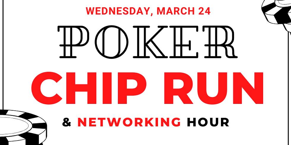 Poker Chip Run