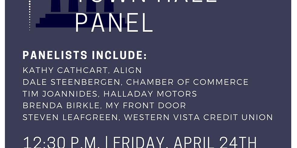 Chamber Town Hall Panel