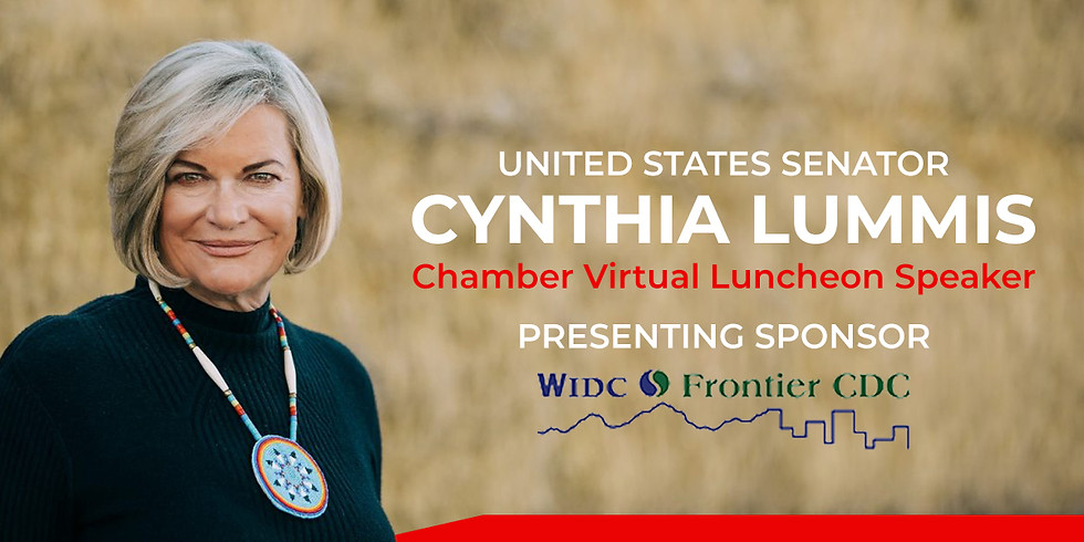 Chamber Luncheon: Senator Cynthia Lummis