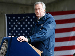 De Blasio's Proposed Budget Would Decimate Theaters Already Reeling From Pandemic