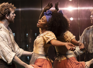 Race, Rihanna, Box Office Drama: 'Slave Play' On Broadway