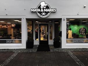 Maya & Maries klipp og barberstue