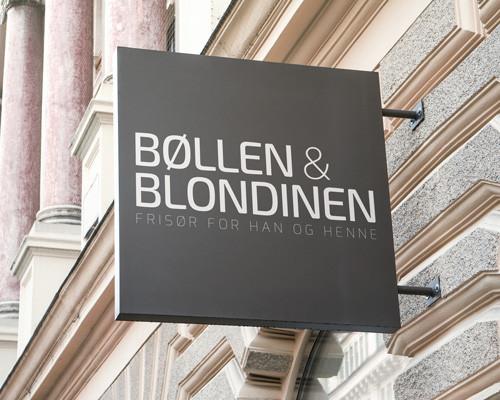 BØLLEN & BLONDINEN