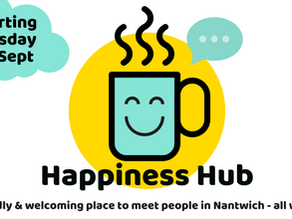 Join our Happiness Hub Community Group