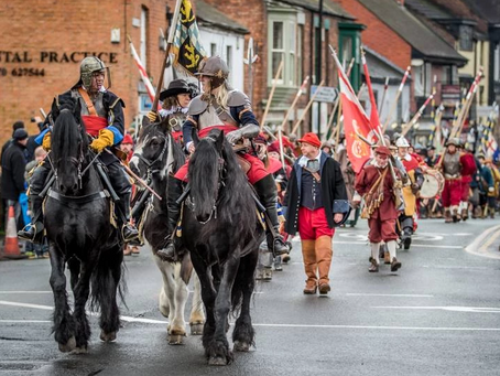 Battle of Nantwich & Winter Fayre 2021 cancelled due to coronavirus pandemic