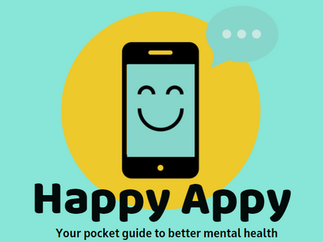 Happy Appy - Your pocket guide to better mental health