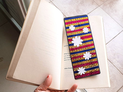 Simple Patterned Bookmark