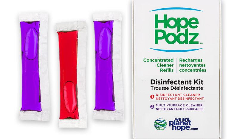 Disinfectant Kit